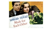 Made For Each Other, James Stewart, Carole Lombard, Charles Coburn, classic film, film