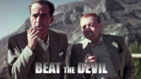 Humphrey Bogart, Jennifer Jones, Gina Lollobrigida, Truman Capote, Beat The Devil